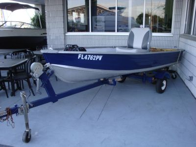1985 Starcraft 12 Aluminum Fish Boats Holiday, FL