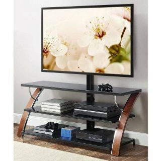 """Whalen 65"""" Flat Panel TV Stand with Mount (Cherry) - NEW!"""