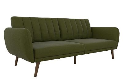 GREEN SOFA FUTON BRAND NEW