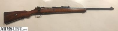 For Sale: 1952 .30-06 R. Famage Mauser
