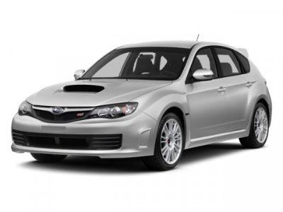 2013 Subaru Impreza WRX STI (Dark Gray Metallic)