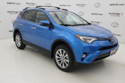 2018 Toyota RAV4 Limited (electric)