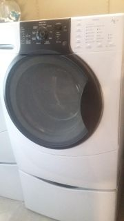Kenmore Elite Washer with stand