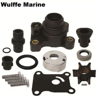 Purchase Water Pump Kit for Johnson Evinrude 9.9 15 Hp rplcs 18-3327 386697 391698 394711 motorcycle in Mentor, Ohio, United States, for US $29.59