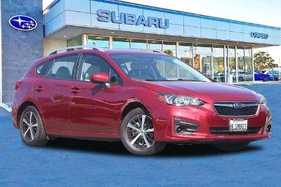 2019 Subaru Impreza (Red)