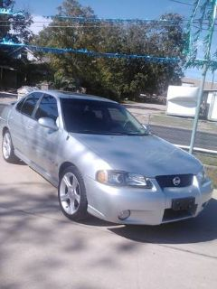 2003 Nissan SER very nice, good tires and rims