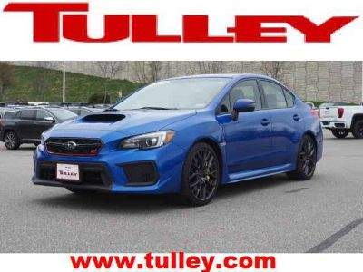 Used 2018 Subaru WRX Manual w/Lip Spoiler