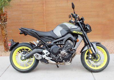 2018 Yamaha Motor Corp., USA MT-09 Sport Motorcycles Kingman, AZ