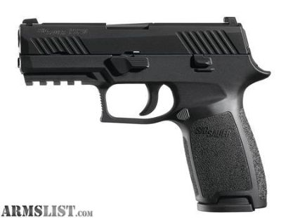 For Sale: Sig Sauer P320CA 9mm New in Box