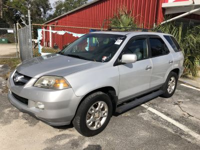 2004 Acura MDX Touring (Silver)