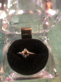 Womans Size 6 Amber Ring $15 Pickup In McDonough