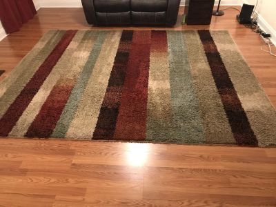 Great Condition 8x10 Rug