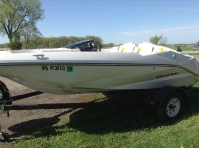 2017 Scarab 165 Ghost Jet Boats Hutchinson, MN
