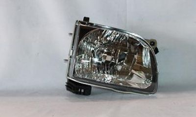 Sell 01-04 TOYOTA TACOMA HEAD Light TYC Lamp NEW RIGHT motorcycle in Grand Prairie, Texas, US, for US $41.97
