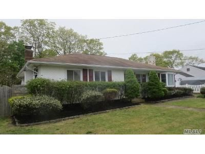 3 Bed 1 Bath Foreclosure Property in Holbrook, NY 11741 - Cambridge Ave