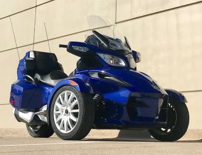 2013 Can-Am Spyder RT-S SM5 Trikes Motorcycles Plano, TX