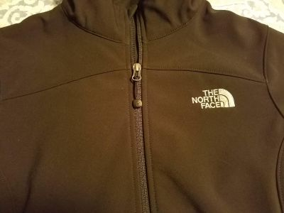 Like New North Face Coat Size M