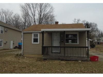 2 Bed 1 Bath Foreclosure Property in Eaton, OH 45320 - W Decatur St