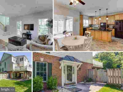 2015 Dalewood CT CROFTON Three BR, Accustomed townhome living at
