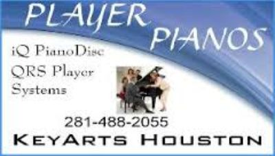 PLAYER PIANOS - GRANDS AND UPRIGHTS - 979.292.8268