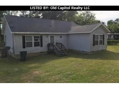 3 Bed 2 Bath Foreclosure Property in Milledgeville, GA 31061 - Old Stage Rd SW