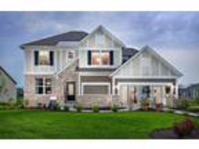 The Allison by Pulte Homes: Plan to be Built