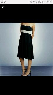 New Bill Levcoff Sz 8 bridesmaid/formal dress