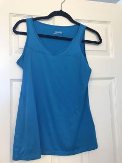 Colombia Teal Top - M