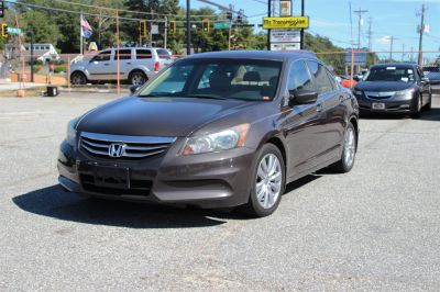 2011 Honda Accord EX-L (Grey)