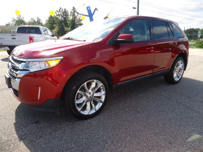 2013 Ford Edge SEL (Red)