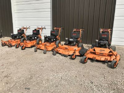 Used Commercial Walk Behind Mowers