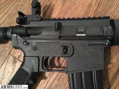 For Sale: Bushmaster Carbon 15 ultralight AR15