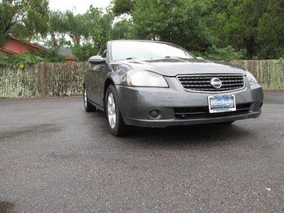 2006 Nissan Altima 2.5 (Gray)