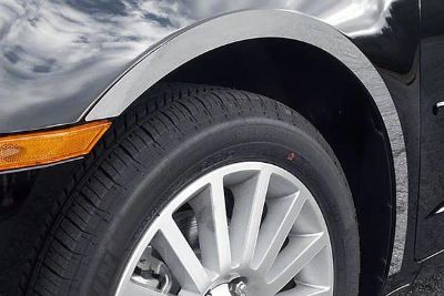 Purchase SAA WQ50632 10-12 Ford Fusion Fender Trim Wheel Well Car Chrome Trim Polished 3M motorcycle in Westford, Massachusetts, US, for US $93.84