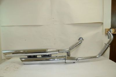 Sell Suzuki C50 Boulevard VL800 2008 Exhaust Complete Sanke 2381 Like New motorcycle in Fort Worth, Texas, United States, for US $299.00
