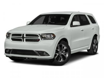 2014 Dodge Durango R/T (Red)