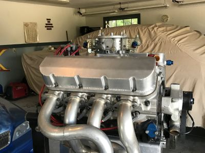 565 nitrous motor