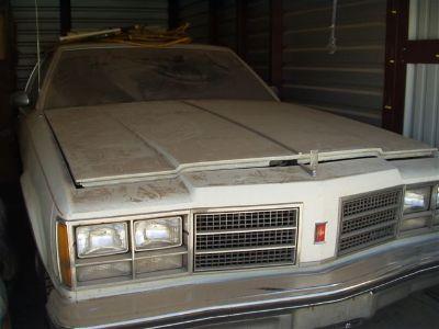 1978 Oldsmobile Delta 88 Broughm