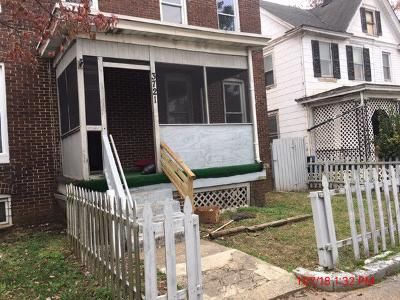 1 Bath Foreclosure Property in Brooklyn, MD 21225 - 5th St