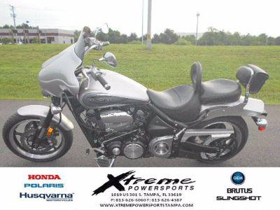 2009 Yamaha Warrior Cruiser Motorcycles Tampa, FL