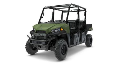 2018 Polaris Ranger Crew 570-4 Side x Side Utility Vehicles Leesville, LA