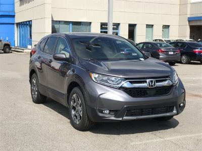 2017 Honda CR-V EX (Modern Steel Metallic)