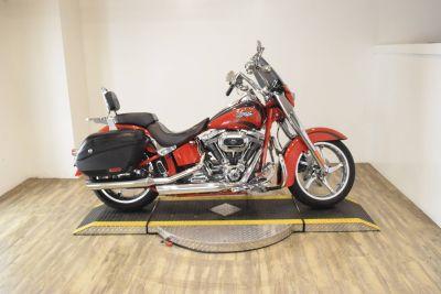 2011 Harley-Davidson CVO Softail Convertible Cruiser Motorcycles Wauconda, IL