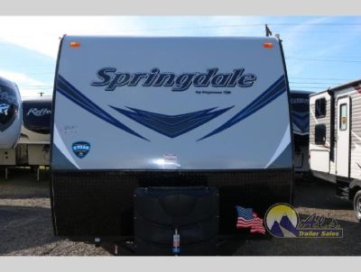New 2018 Keystone RV Springdale 252RL