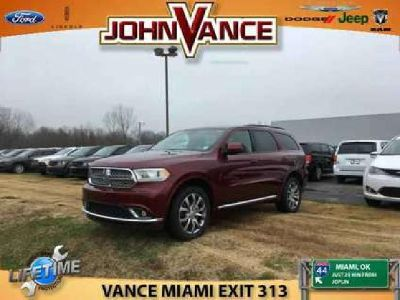 Used 2018 Dodge Durango AWD