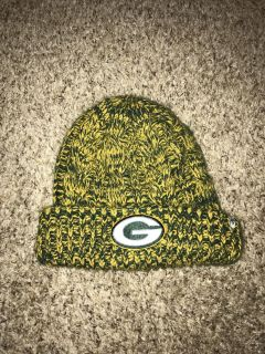 Womens s Green Bay Packers winter hat