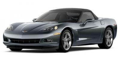 2009 Chevrolet Corvette Base (Cyber Gray Metallic)