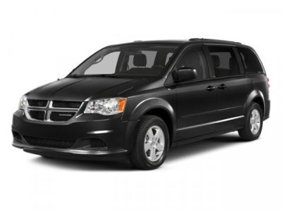 2015 Dodge Grand Caravan SXT (Billet Silver Metallic Clearcoat)