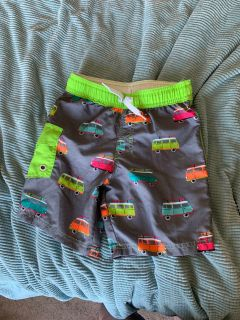 Cat & Jack size 5 swim trunks