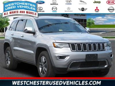 2017 Jeep Grand Cherokee Limited (Gy)